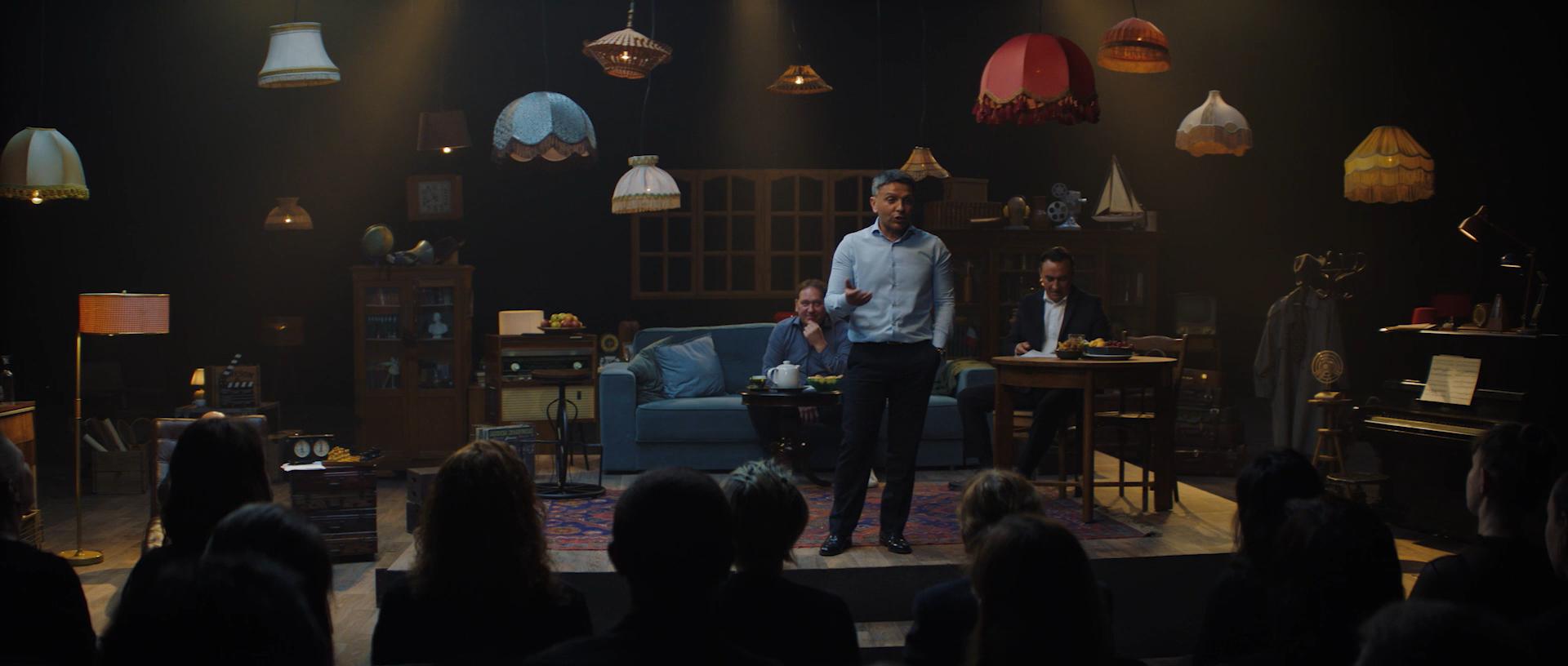 «Разговорник» – кадр из фильма