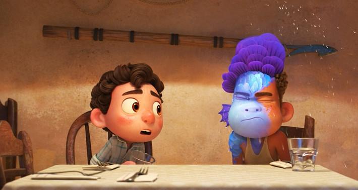 Кадр из трейлера фильма «Лука»