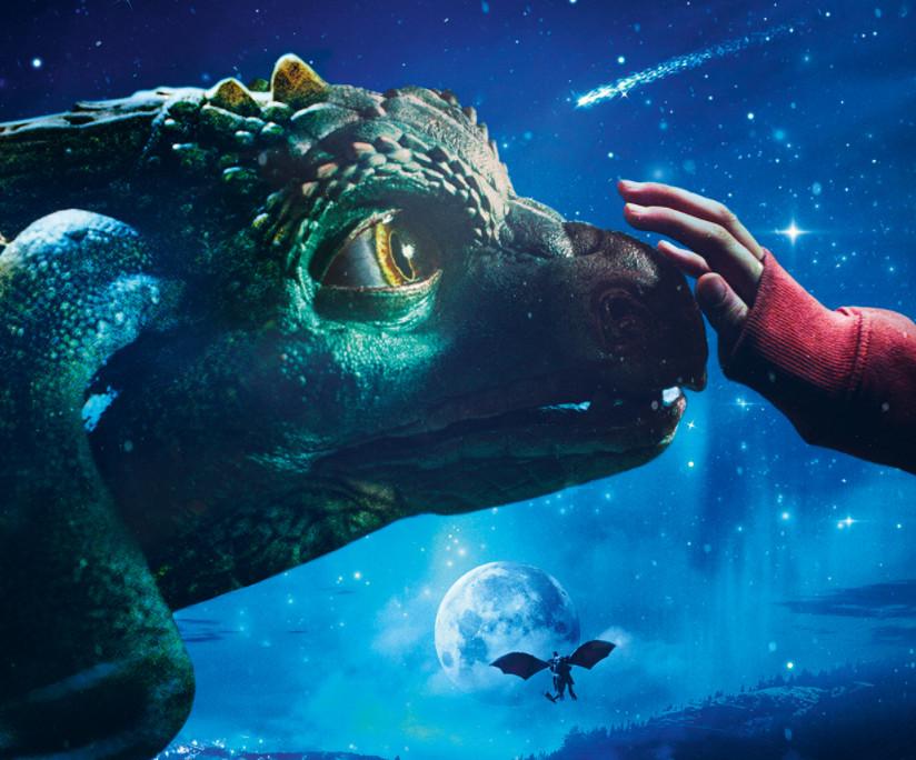 «Приручить дракона». Постер к фильму. Источник Kinopoisk.ru