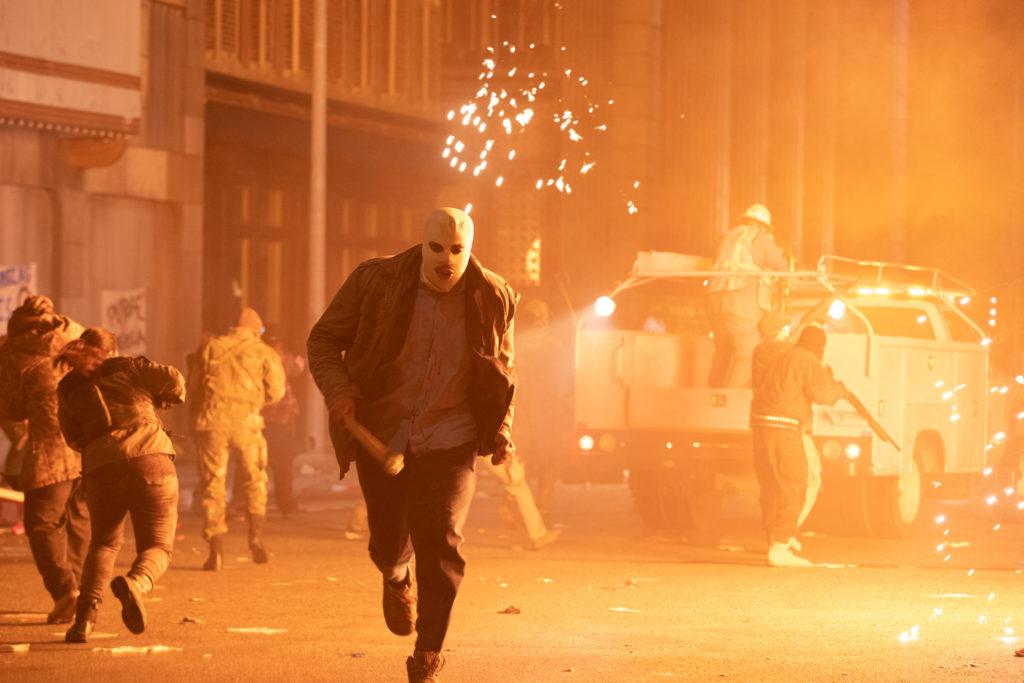 «Судная ночь навсегда». Кадр из фильма. Источник Kinopoisk.ru