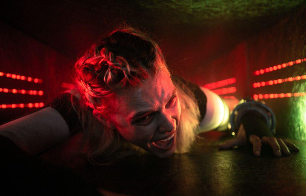 «Бегущая в лабиринте». Кадр из фильма. Источник Kinopoisk.ru