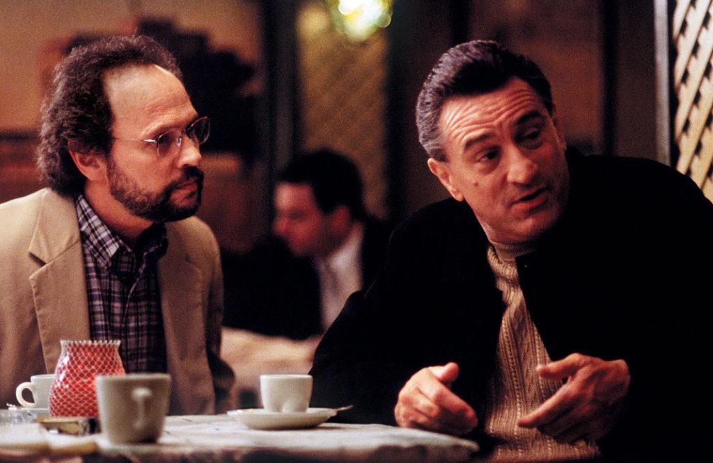 Кадр из фильма «Анализируй это» (1999)
