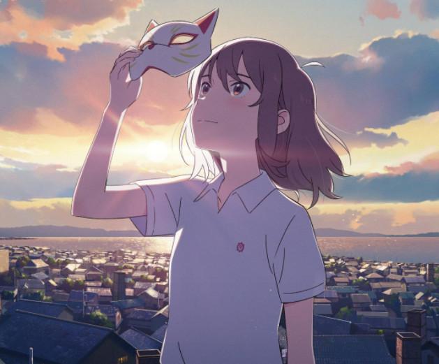 Постер к фильму «Сквозь слёзы я притворяюсь кошкой»