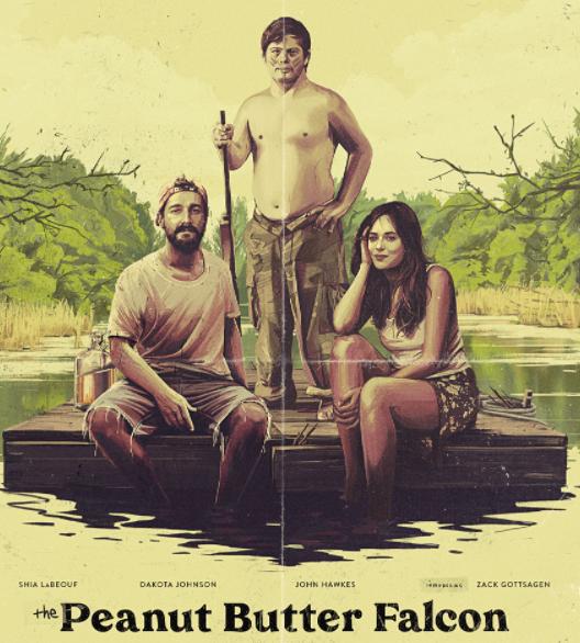 Постер к фильму «Арахисовый сокол»