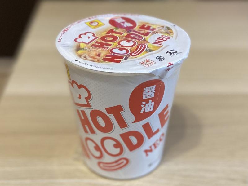 Японская лапша Hot Noodle