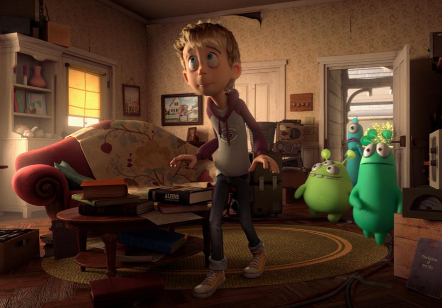 «Пришельцы в доме» (2018) – кадр из фильма