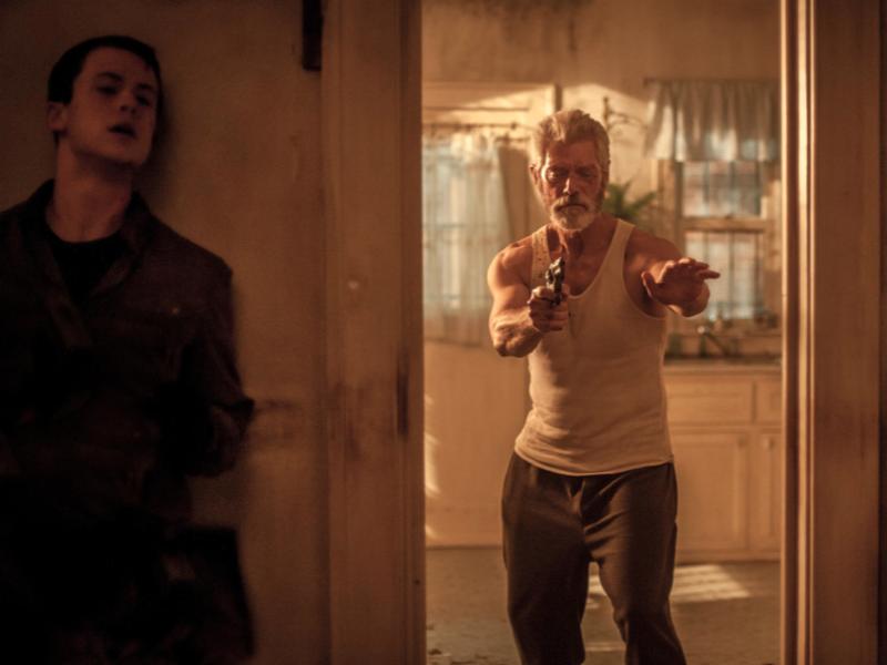 «Не дыши» – кадр из фильма